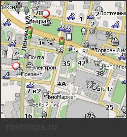 Карты для навител nm2 - 80d0