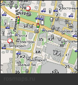 Карты для навител nm2 - f0e6